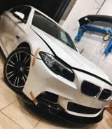 Решетка в стиле М5 хром обод BMW 5-Series