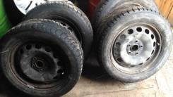 Комплект колёс на фольксваген