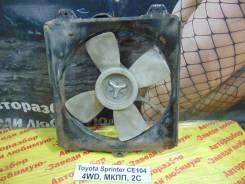 Вентилятор охлаждения радиатора Toyota Sprinter Toyota Sprinter