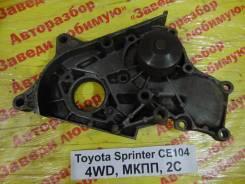 Насос водяной (помпа) Toyota Sprinter Toyota Sprinter