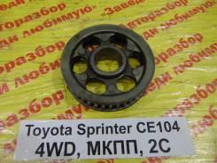 Шкив распредвала Toyota Sprinter Toyota Sprinter 1993.09
