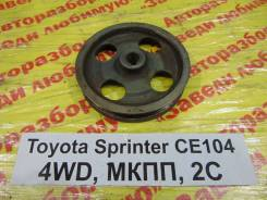 Шкив насоса гидроусилителя Toyota Sprinter Toyota Sprinter 1993.09