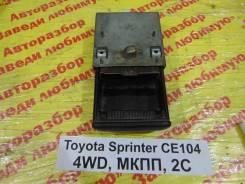Пепельница Toyota Sprinter Toyota Sprinter 1993.09, передняя
