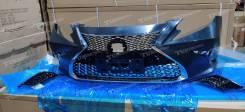 Передний бампер F-sport Lexus ES 200/ES 250/ES 350h 2012-2018