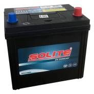 Solite. 70А.ч., Обратная (левое), производство Корея