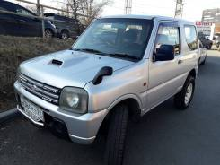 Suzuki Jimny. автомат, 4wd, 0.7 (64л.с.), бензин, 178 000тыс. км
