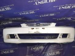 Бампер передний Honda Accord wagon CF6 с решеткой