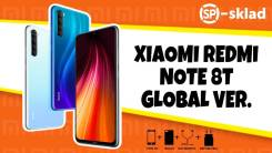 Xiaomi Redmi Note 8T. Новый, 64 Гб, 3G, 4G LTE, Dual-SIM, NFC. Под заказ