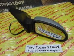Зеркало электрическое Ford Focus Ford Focus 02.1999, правое переднее