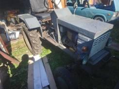 Самодельная модель. Продам самодельный трактор с прицепом, 15 л.с.