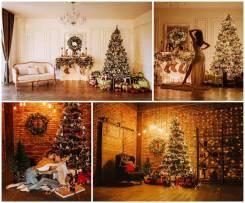 Новый год в фотостудии Studiokiss. Запись на новогодние съемки