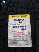 Dunlop Graspic DS3, 205/55R16