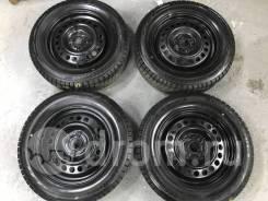 185/65R15 Bridgestone Ecopia NH100C с дисками Toyota 4*100 БП по РФ