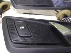 Накладка на динамик (сетка) Skoda Octavia A5 2004-2008, левая задняя