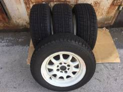 Продам колеса. Зима 195/65R15 на кованных дисках HART Motor Sports