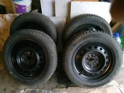 """Зимние колёса Hankook R16. 6.5x16"""" 5x100.00 ET39 ЦО 54,1мм."""