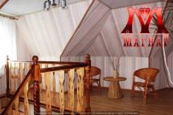 Продается 4х этажный коттедж для жилья или по бизнес. Вольно-Надеждинское, улица Полевая 32, р-н Надеждинск, площадь дома 356,0кв.м., скважина, элек...
