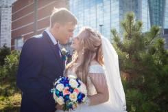 Все фотосессии, полный свадебный день от 15 000 + клип в подарок!