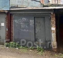 Гаражи капитальные. улица Башидзе 14, р-н Первая речка, 17,0кв.м., электричество, подвал.