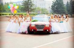 Chrysler 300C. С водителем