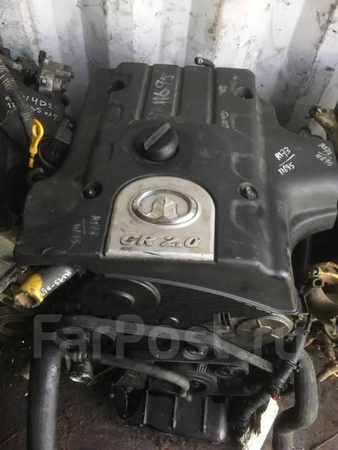 Двигатель GW4D20