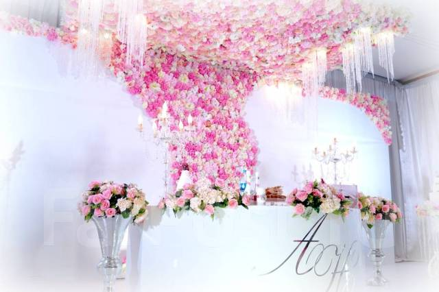 Свадебное оформление