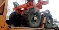 Дизель-ТС АБС-9. Прицеп роспуск трубовоз лесовоз 2010 г., 8 000кг.