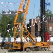 IHC Fundex. F4200 (1998) буровая установка бу