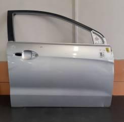Дверь оригинальная передняя правая Kia Rio III [2011-2017] (серебро)
