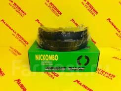 Колодки тормозные K-6687 Nickombo Premium на Баляева K-6687