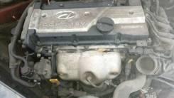 Для Hyundai Getz двигатель 1,4 модель g4ee б/у номер 100C126P00