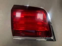 Вставка багажника. Lexus LX570, URJ201, URJ201W 3URFE