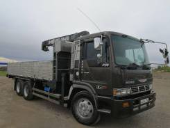 Hino Profia FR. Продам грузовик с манипулятором Hino Profia, 20 000куб. см., 12 000кг.