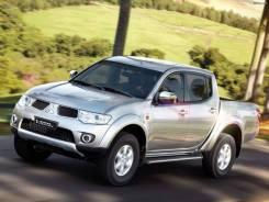 Mitsubishi L200. ПТС 2012 2,5 дизель 4WD серебристый