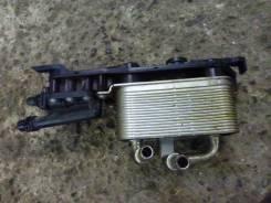 Радиатор масляный. BMW 7-Series, E65, E66 N62B48