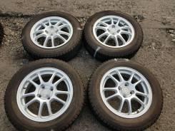 """Зимние колёса Bridgestone Blizzak VRX 175/65R15. 5.5x15"""" 4x100.00 ET45 ЦО 73,1мм."""