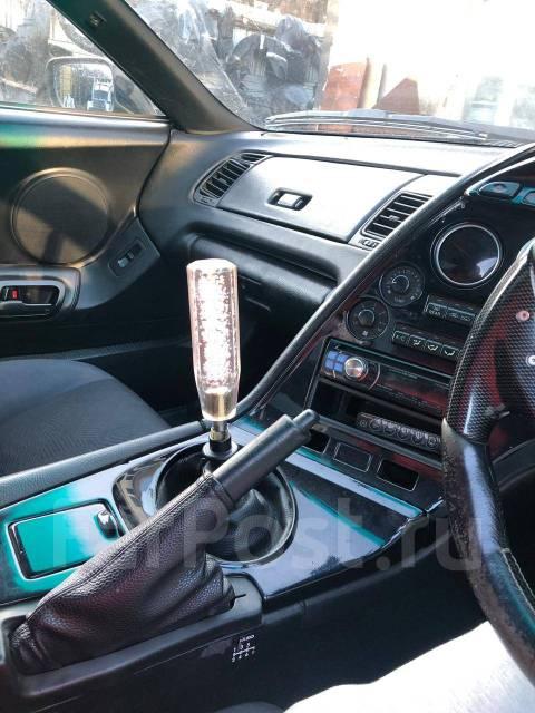 Ручка переключения механической трансмиссии. Toyota Supra, JZA80