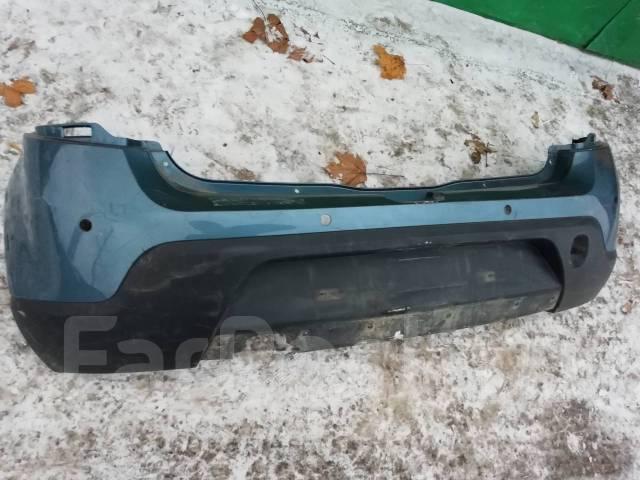 Бампер Задний Renault Sandero 09-14 Б/У