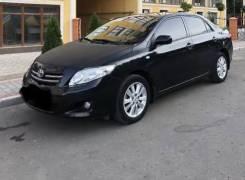 Toyota Corolla. Птс Corolla 2006г. 1.6 черный Мкпп