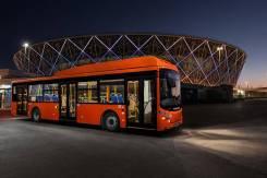 Volgabus. Продается 5 городских автобусов 5270G2 на метане, 111 мест
