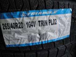 Triangle PL02. зимние, без шипов, 2018 год, новый