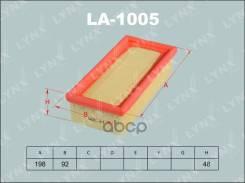 Фильтр Воздушный LYNXauto арт. LA1005 LA1005