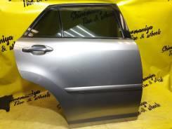 Дверь задняя правая Toyota Harrier /Lexus RX цвет 1D2