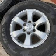 "Toyota. 7.5x17"", 6x139.70, ET30"