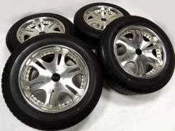 "Диски EuroHart c шинами Bridgestone 225x65xR18. 8.0x18"" 5x114.30 ET35 ЦО 73,1мм."