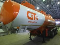 GT7 ППЦ-40. Бензовоз GT-7 объем 40м3 в Екатеринбурге, 32 800кг.