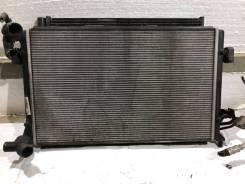 Радиатор охлаждения двигателя. Volkswagen Eos Volkswagen Jetta, 1K2 Volkswagen Touran, 1T1, 1T2 Volkswagen Golf, 1K1, 5M1 Audi S3, 8P1, 8PA Audi A3, 8...