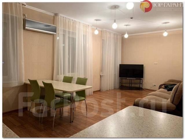 3-комнатная, улица Береговая 8. Центр, агентство, 78,0кв.м. Вторая фотография комнаты