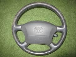 Руль. Toyota Land Cruiser, FZJ105, HDJ100, HDJ101, UZJ100, HDJ100L, HDJ101K, UZJ100L, UZJ100W Lexus LX470, UZJ100 1FZFE, 1HDFTE, 1HDT, 2UZFE