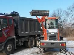 Уборка и вывоз снега в Хабаровске